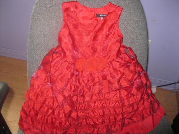 Girls Dress - size 2T