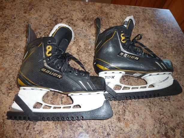 Bauer Supreme One Comp Sr Hockey Skates-Ladysmith