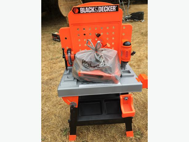 Black And Decker Work Bench Malahat Including Shawnigan Lake Mill Bay Victoria