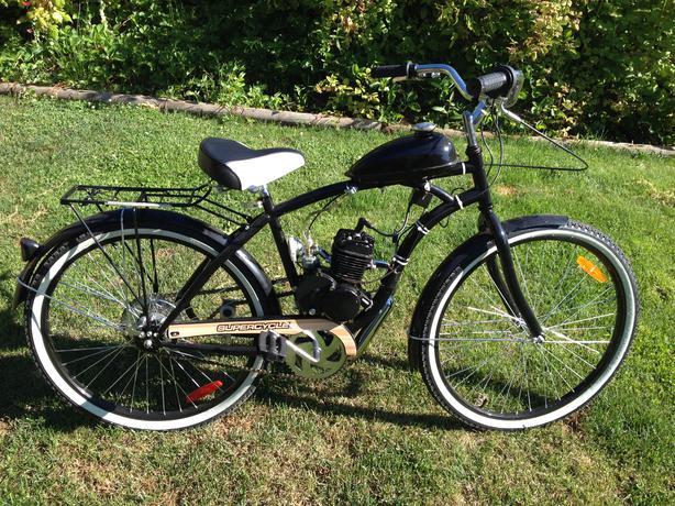 80cc Skyhawk Motorized Bicycle Mint Central Nanaimo