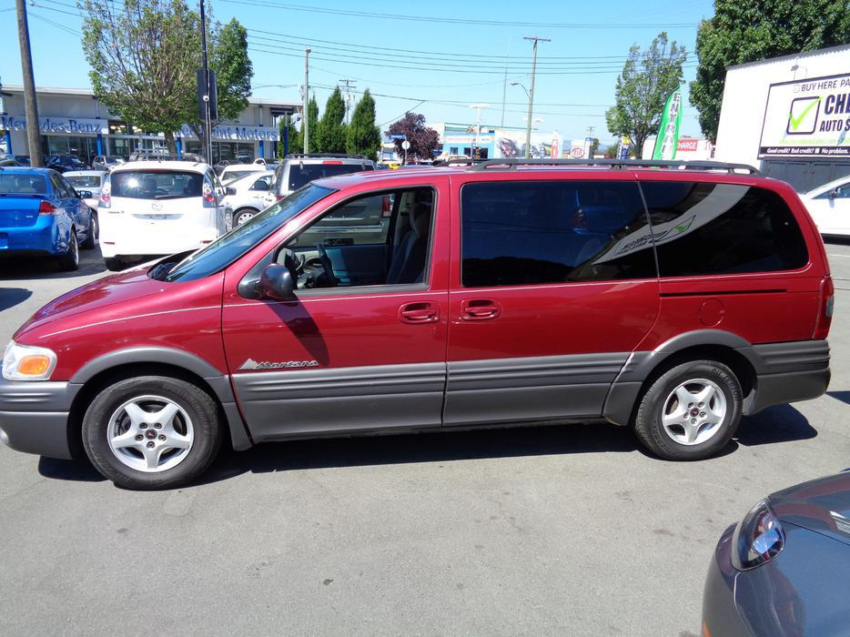 Check Out This 2004 Pontiac Montana Automatic 7 Seats 3