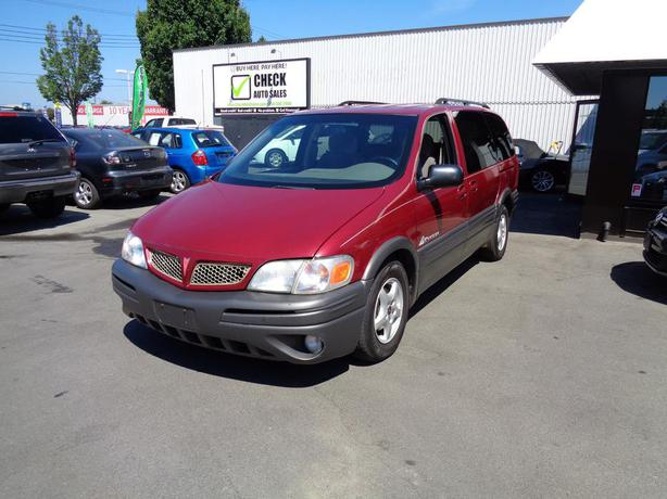 check out this 2004 pontiac montana automatic 7 seats 3. Black Bedroom Furniture Sets. Home Design Ideas