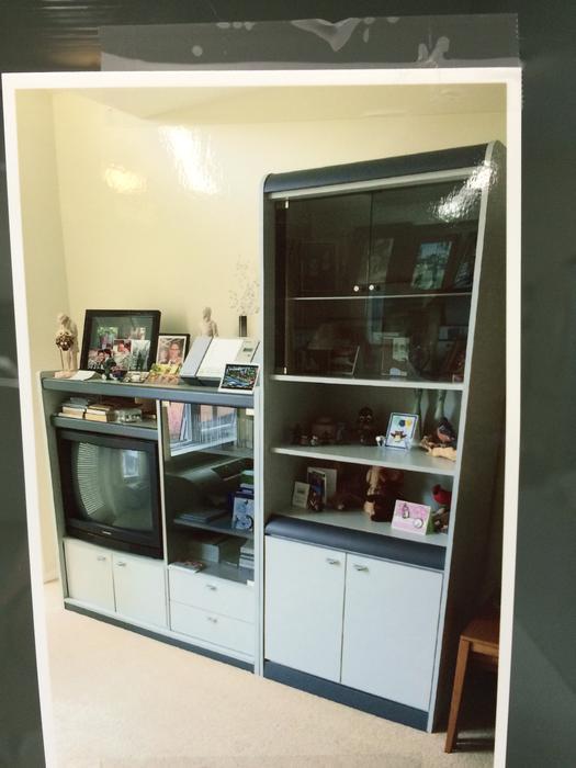 FREE Wall Unit Or Bookcase Saanich Victoria MOBILE