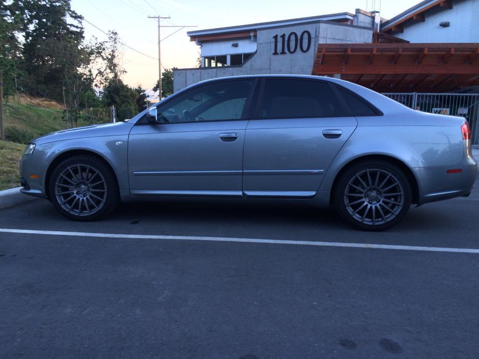 Audi A4 S Line Victoria City Victoria Mobile