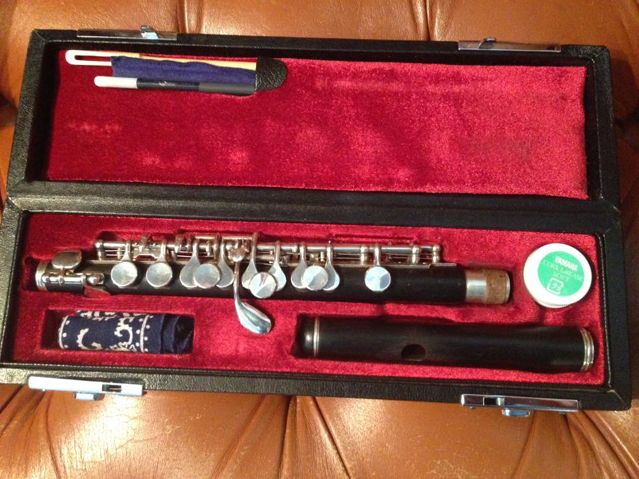Yamaha ypc 62 professional piccolo reduced price fort for Piccolo prices yamaha
