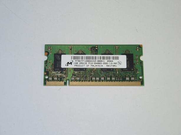Himalayan Salt Lamps Thunder Bay : LAPTOP RAM MEMORY PC2-6400S 1GB 666MHZ Oak Bay, Victoria