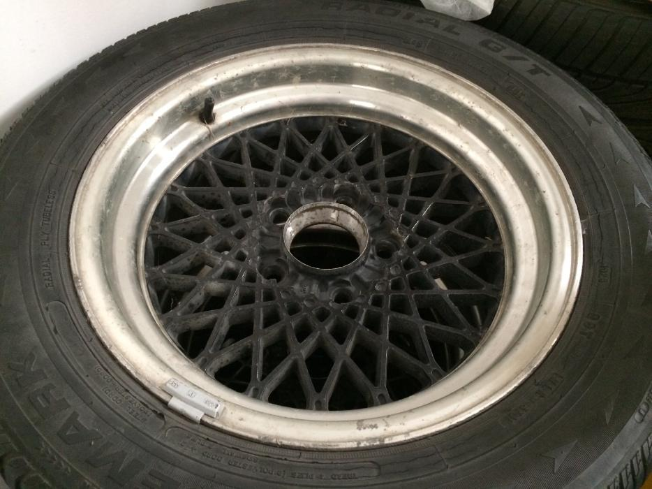 "Firebird & Trans Am GTA 16x8"" Rare Black Honeycomb Rims ..."