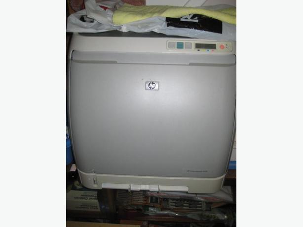 FS: HP color laserjet 1600 - excellent