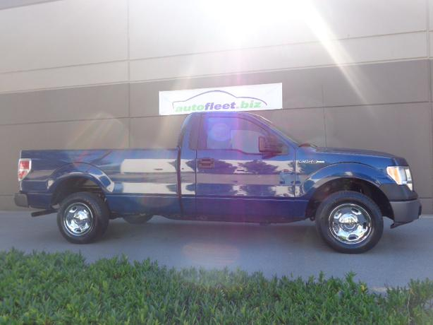 2009 Ford F 150 2wd Reg Cab 126 Quot Xl Only 61 Km No