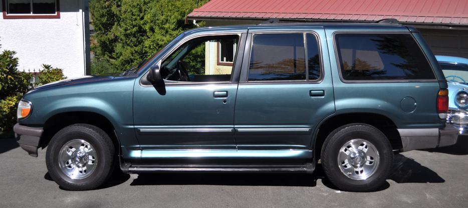 1996 Ford Explorer Xl 4wd West Shore Langford Colwood