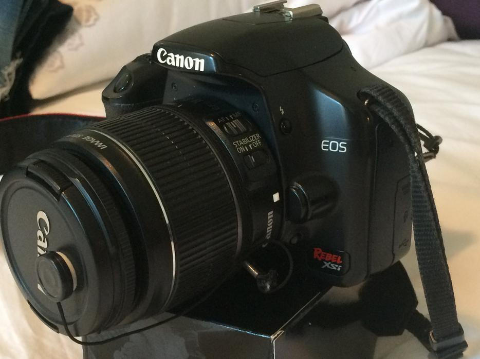 canon rebel xsi how to use