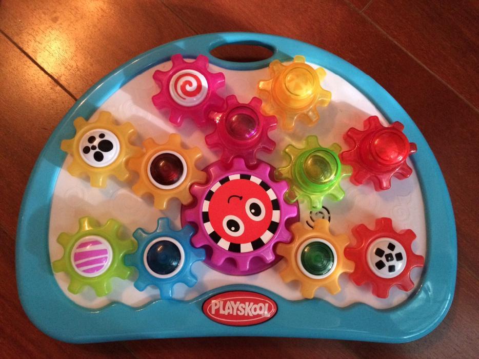 Gears Used In Toys : Playskool gear toy gloucester ottawa mobile