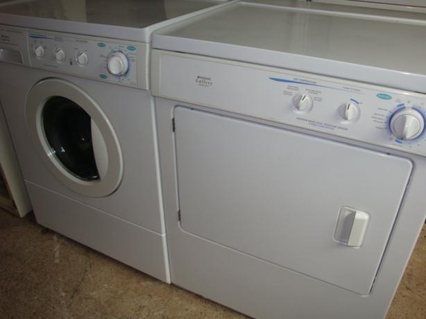 how to work a frigidaire front load dryer
