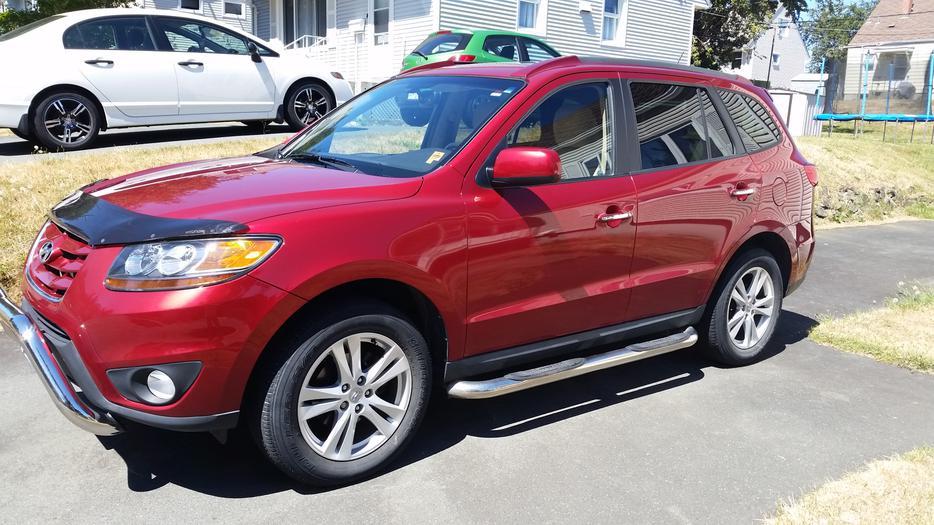 2010 Hyundai Santa Fe Limited Awd Very Low Mileage West