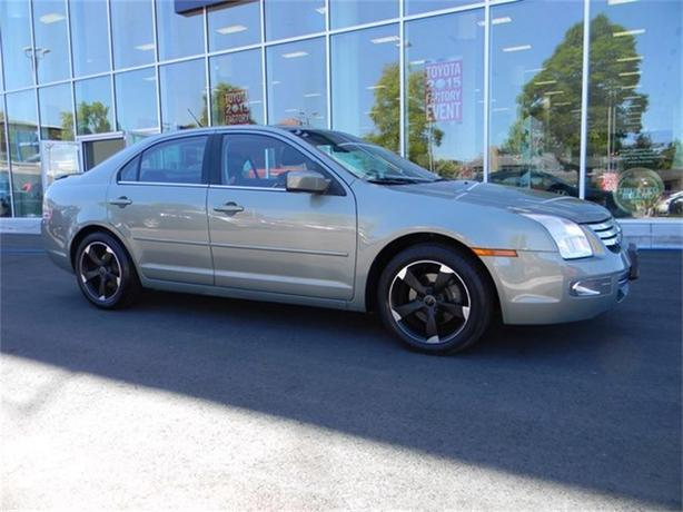 2008 ford fusion sel 3 0l v6 awd local b c no accidents. Black Bedroom Furniture Sets. Home Design Ideas
