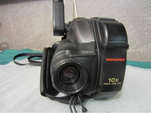 MEMOREX COMPACT VIDEO CAMERA RECORDER - CRD0050