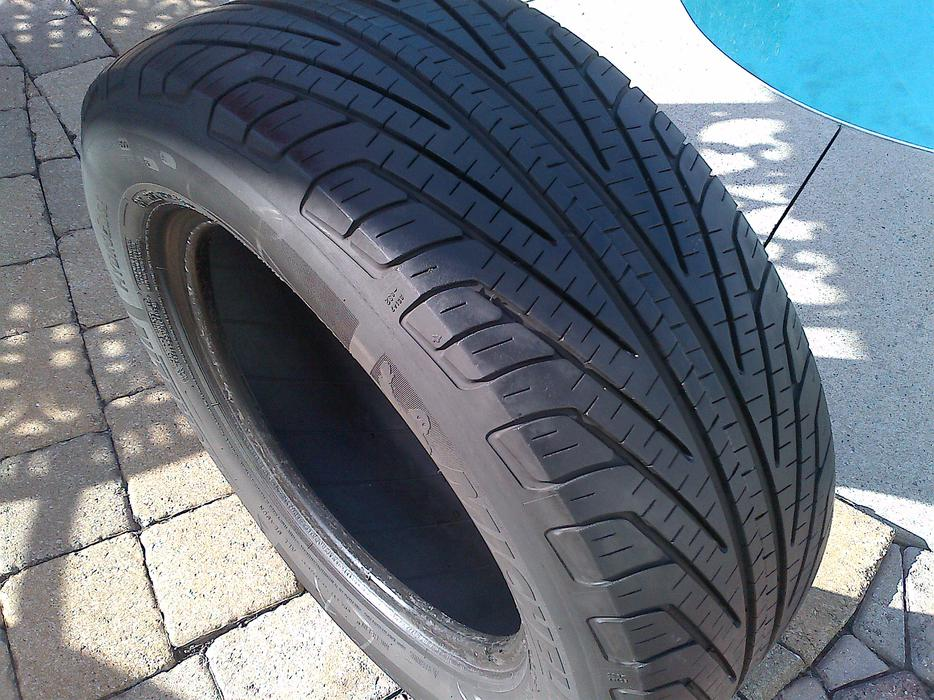 Tires North Vancouver >> 1 MICHELIN HYDRO EDGE V-DIRECTIONAL 235/60/16 TIRE 70% BMW Orleans, Ottawa