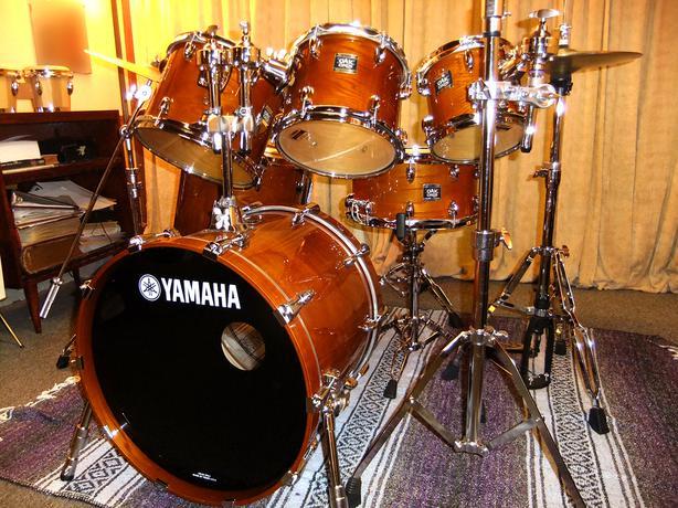 Used Yamaha Stage Custom  Floor Tom