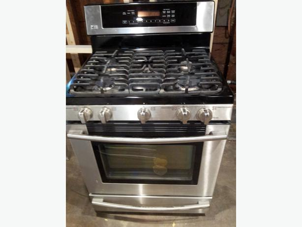 Used Gas Stove Pictures
