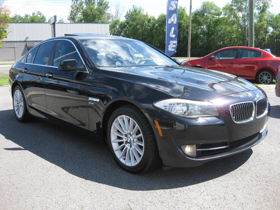 2011 bmw 535i xdrive awd premium pkg backup sensors. Black Bedroom Furniture Sets. Home Design Ideas
