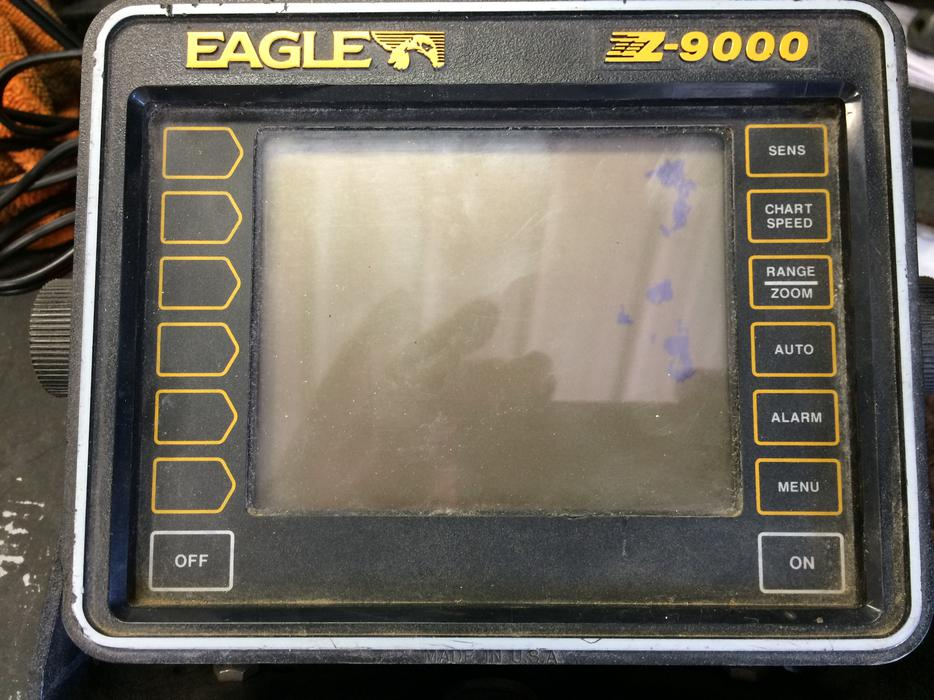 Eagle 9000 Fish Finder Rural Regina Regina