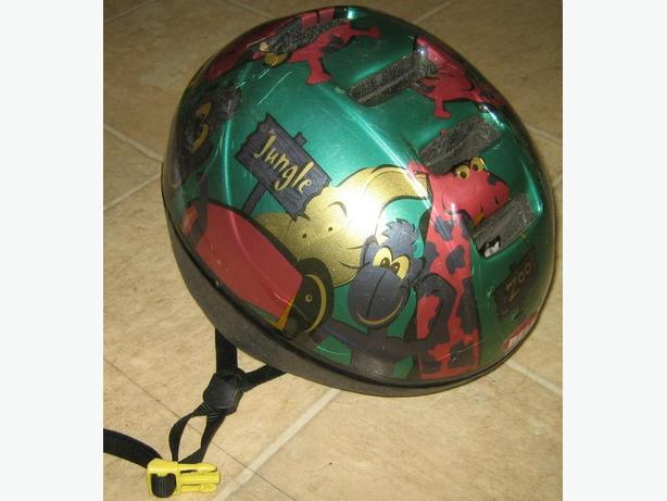 Helmet for a child