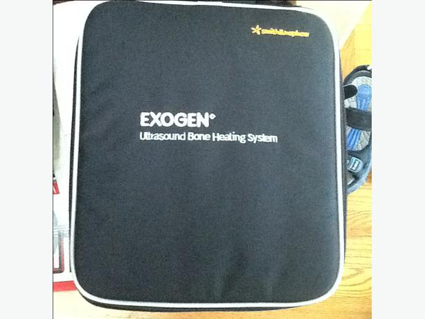 Exogen 4000 Ultrasound Bone Healing System North Saanich