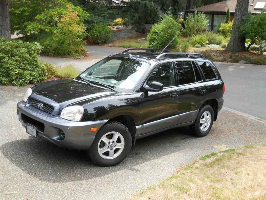 2004 Hyundai Santa Fe Saanich Victoria