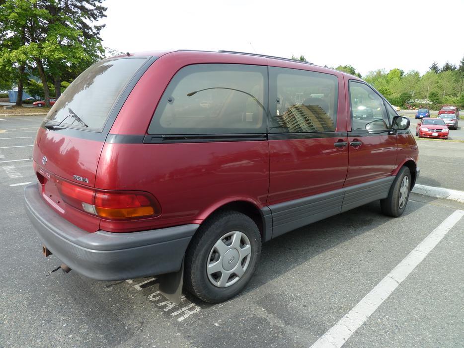 1997 Toyota Previa In Nanaimo Outside Victoria Victoria