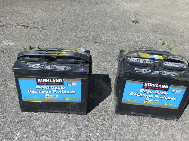 RV BATTERIES 12 VOLT Sooke, Victoria