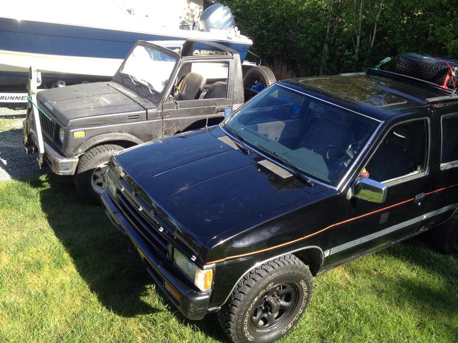 1993 Nissan Pathfinder Se V6 North Saanich Amp Sidney Victoria