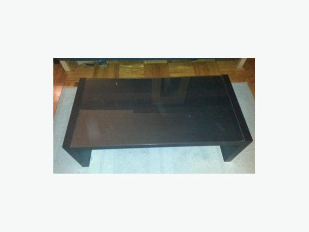 Ikea Expedit Coffee Table With Glass On Top Nepean Gatineau
