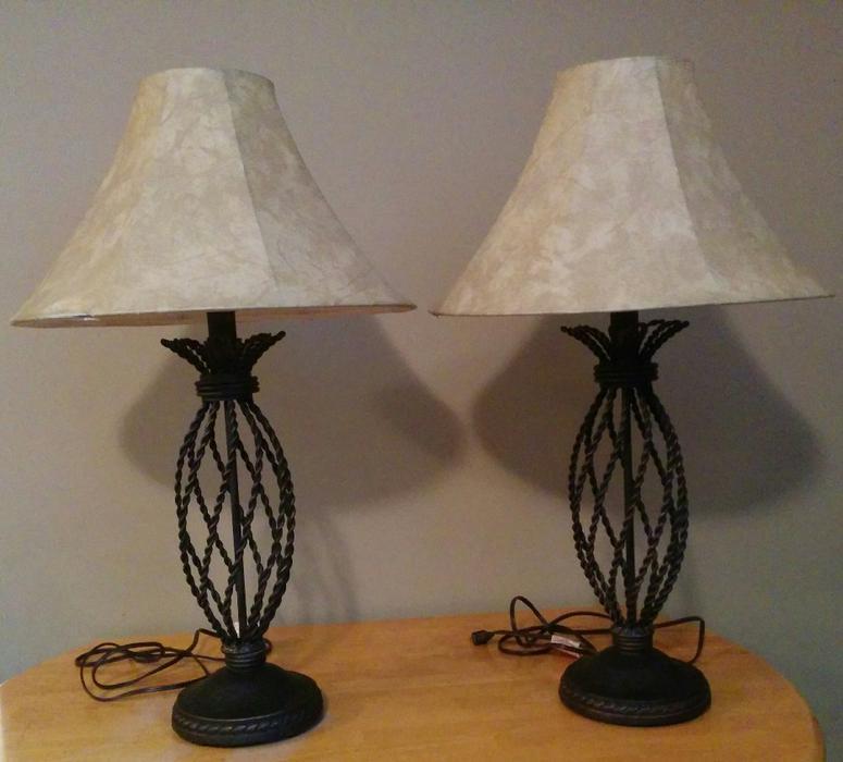 Salt Lamps Guelph : Set of Table Lamps Orleans, Gatineau