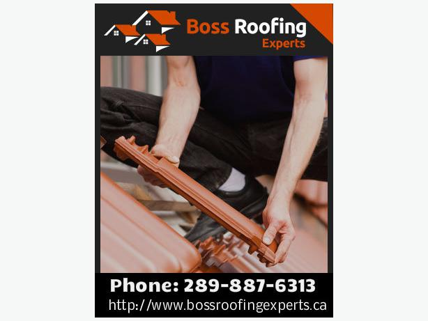 Certified Roofers In Hamilton Boss Roofing Experts
