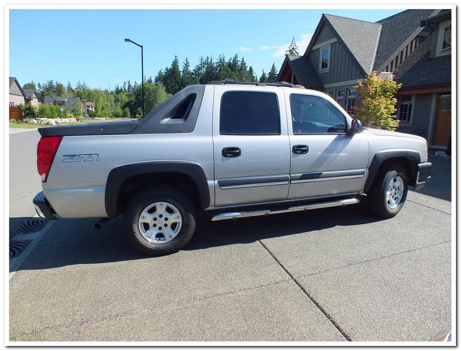 Chevrolet Avalanche For Sale Ottawa: Great Truck For Sale Parksville, Parksville Qualicum Beach