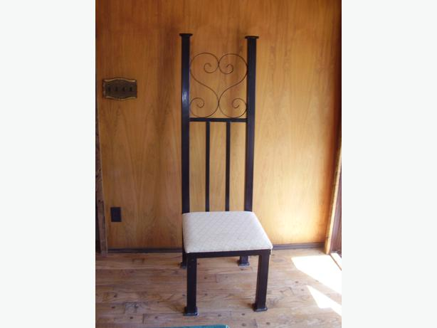 Wrought iron chairs malahat including shawnigan lake - Used wrought iron furniture ...