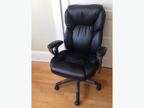 Delightful STAPLES SERTA HIGH BACK MANAGERS CHAIR, BLACK