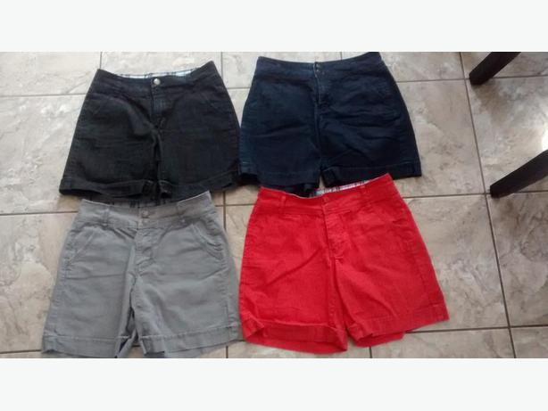 Ladies Santana Shorts - Size 6
