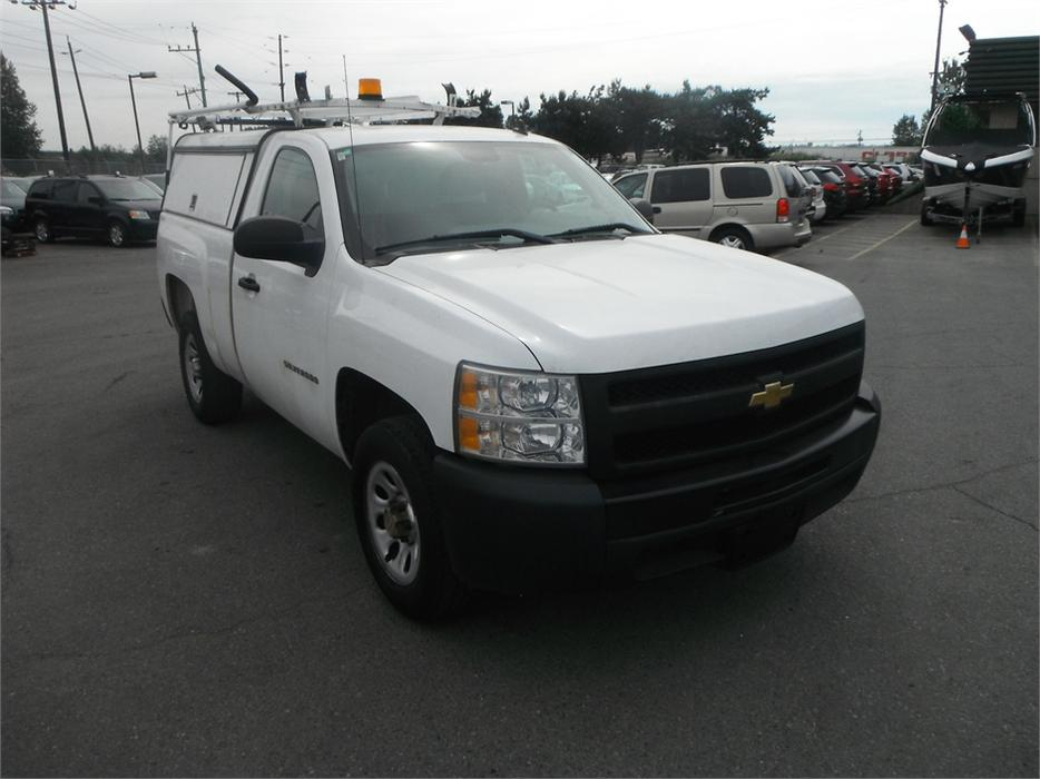 2011 chevrolet silverado 1500 work truck regular cab. Black Bedroom Furniture Sets. Home Design Ideas