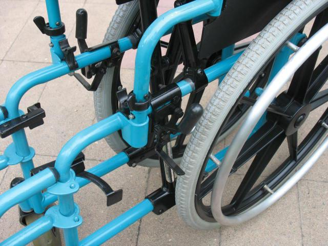 Invacare Deluxe Tall Model Wheelchair For Sale Kelowna