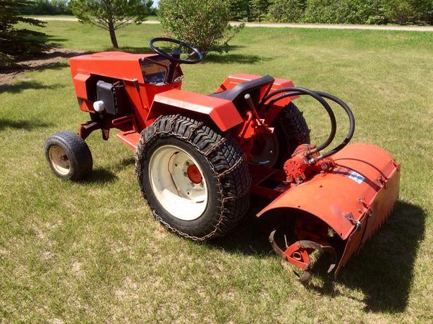 Case 448 Garden Tractor Rural Regina Regina