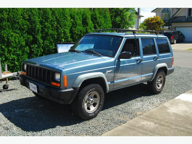 1998 jeep cherokee sport campbell river campbell river. Cars Review. Best American Auto & Cars Review