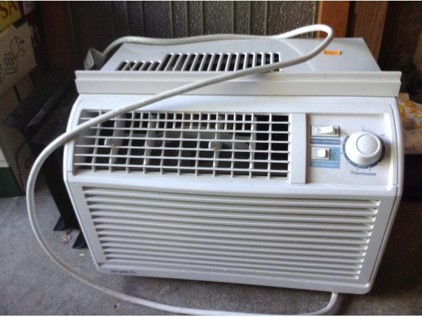 Portable air conditioner saanich victoria for 17 wide window air conditioner