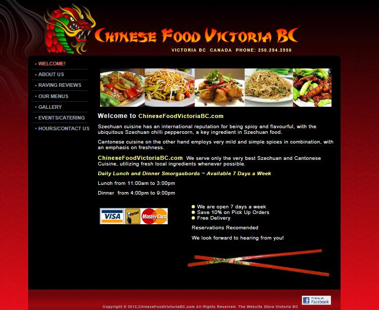 Best Chinese Food Cloverdale Langley