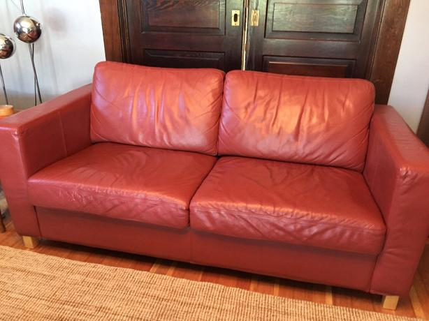 Leather sofa bed victoria city victoria for Sofa bed victoria
