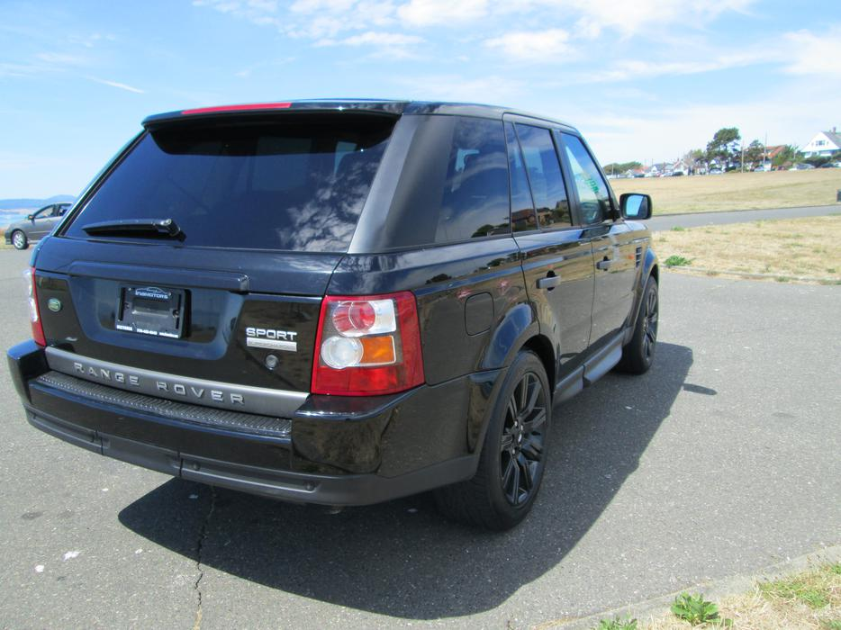 2006 Land Rover Range Rover Sport Supercharged 4wd Fully