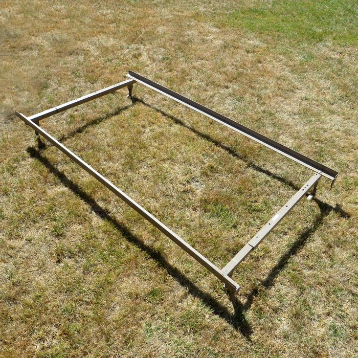 Metal Bed Frame Winnipeg