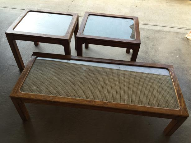 Coffee Table And 2 Matching End Tables East Regina Regina