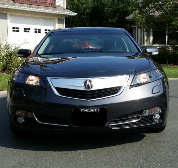2012 Acura TL ELITE SH-AWD(Excellent Condition) Victoria