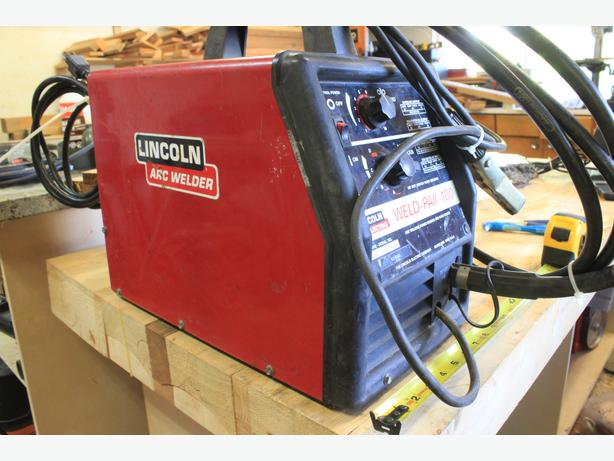 lincoln weld pak 100 manual